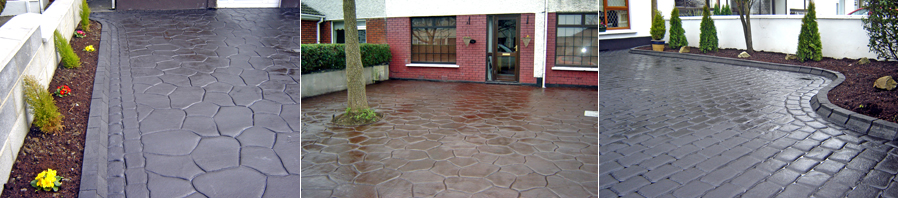 Diamond Crete Ltd Pattern Imprinted Concrete Paving Experts